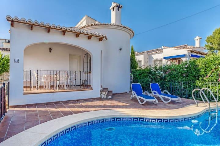Villa maestosa ad Alcalalí con piscina privata