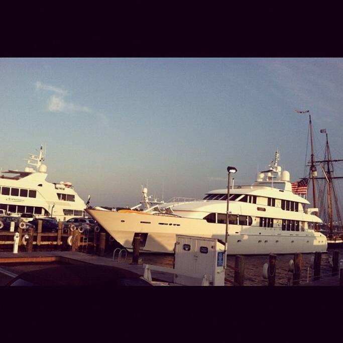 Claudio's Harbor
