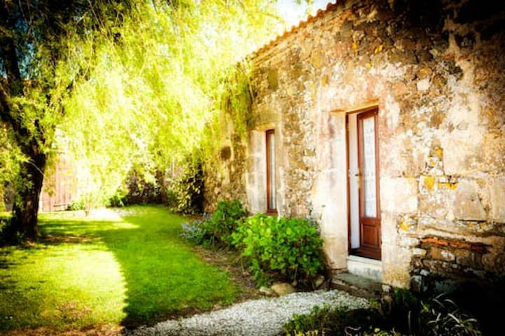 25kms de PUY DU FOU -3 star cottage - Monsireigne - House