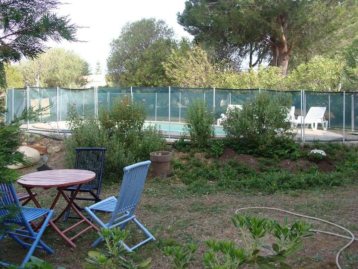 Villa Capucine avec jardin et piscine privatif