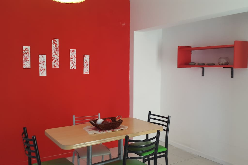 Fully-equipped apartment La Plata