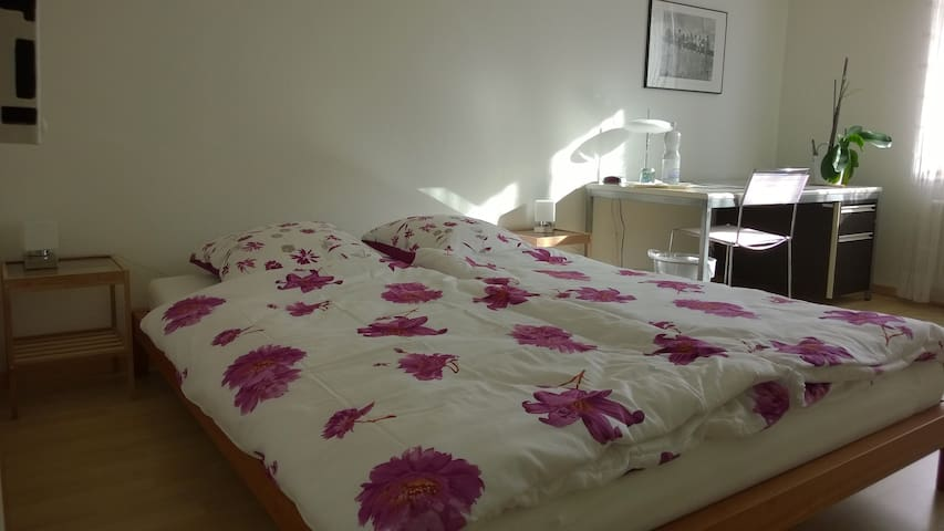 Bed+Breakfast in Basel at Silvie's