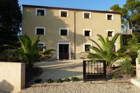 Renovated Masia in idylic location - Ibi