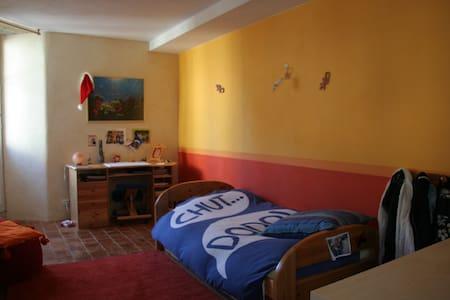 Maison de style au confort moderne - Thouarcé - Casa cova