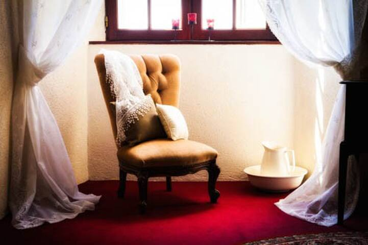 25kms from PUY DU FOU - Red room - Monsireigne - Bed & Breakfast