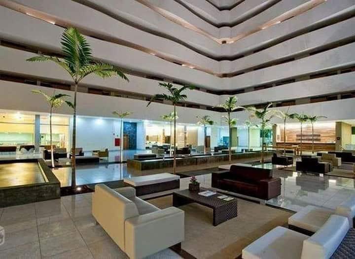 Suíte no melhor hotel de Caldas Novas