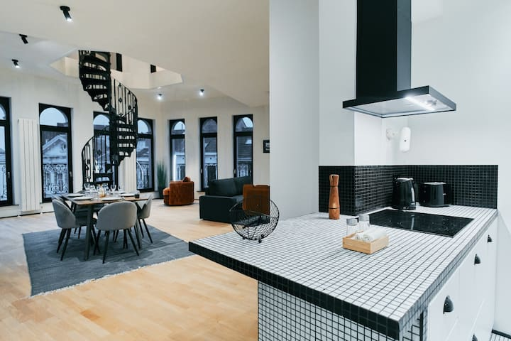 SUPERBE APPARTEMENT ! - Bed'N'Beat