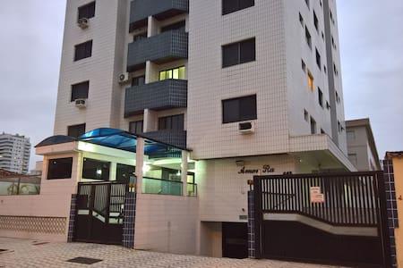 AP 4 quadras da Praia na Guilhermina - Praia Grande - 公寓