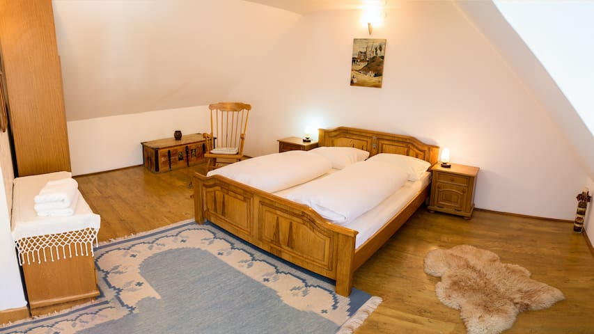 Cozy apartment near Dracula's Castle - Șimon - Apartment