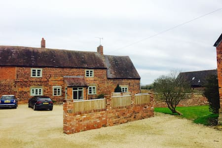 The Granary, 16th century farm - Pershore - Lejlighed