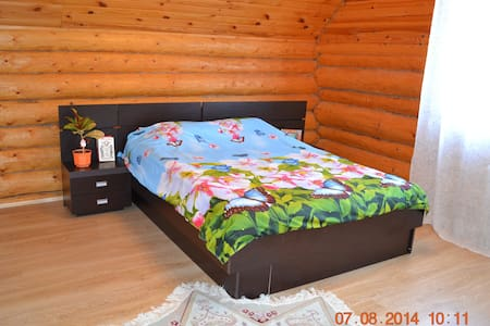 Room type: Private room Bed type: Real Bed Property type: Chalet Accommodates: 2 Bedrooms: 1 Bathrooms: 2
