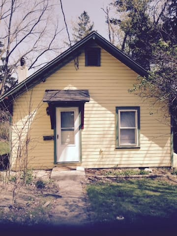 Cozy Cottage near IC and Downtown - Ithaca - Cabane