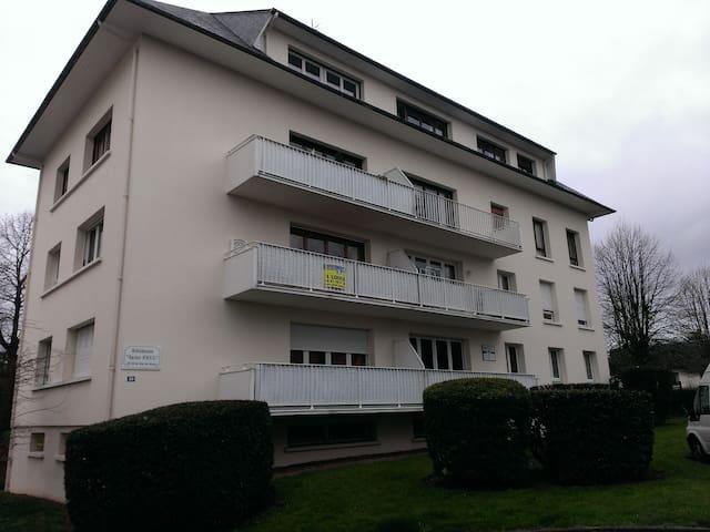 Chambre privée CAEN (2p) - Caen - Apartamento