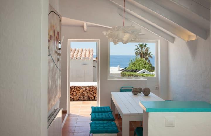 Casa en Menorca con vista mar (SAN COLOMBAN)