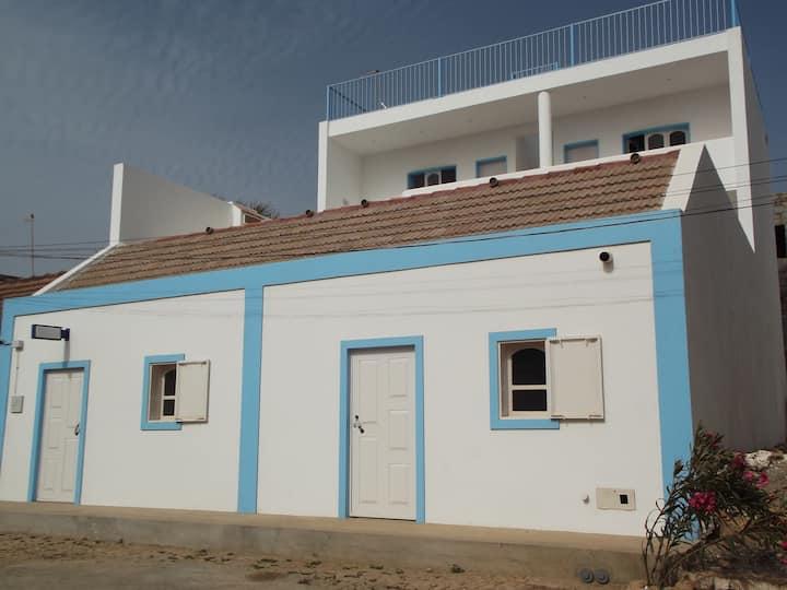 Kaza Tropikal guesthouse Room 4