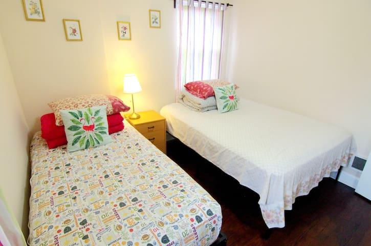 2 BEDS NEW HOME /CLOSE TO UMD,WALK TO METRO.U2