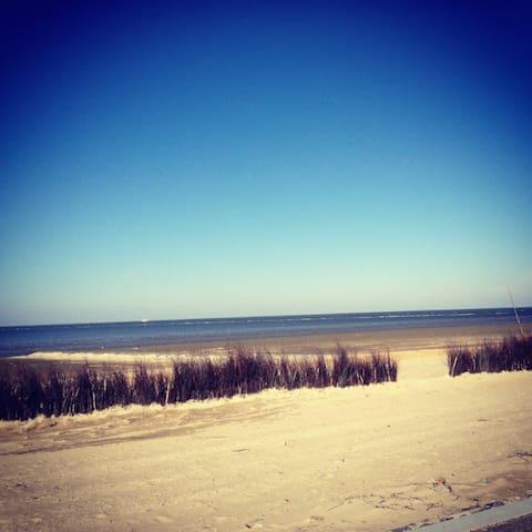 Ferienwohnung Cuxhaven am Deich 3