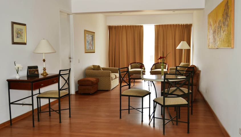 Deluxe Apartment with perfect view - Lima - Leilighet
