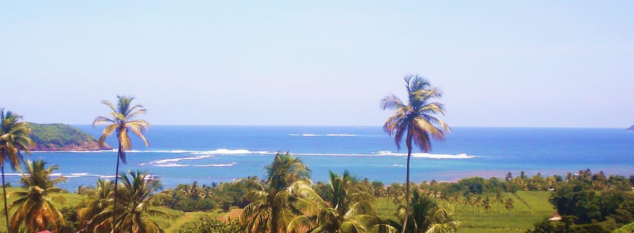 Villa 220 m² face à la mer - La Trinité, Martinique - Villa