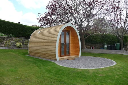 Camping Pod – Perfect Alternative!