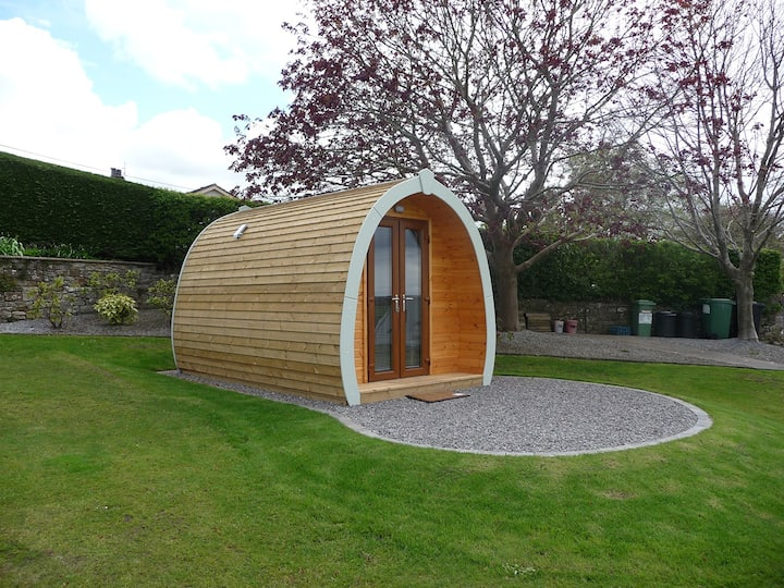 Camping Pod – Perfect Alternative!