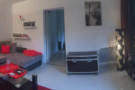 Appartement moderne tout équipé - 2 lits doubles - Vierzon