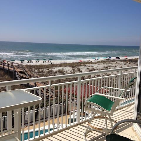 2nd Floor Condo on the BEACH - Navarre - Condominium