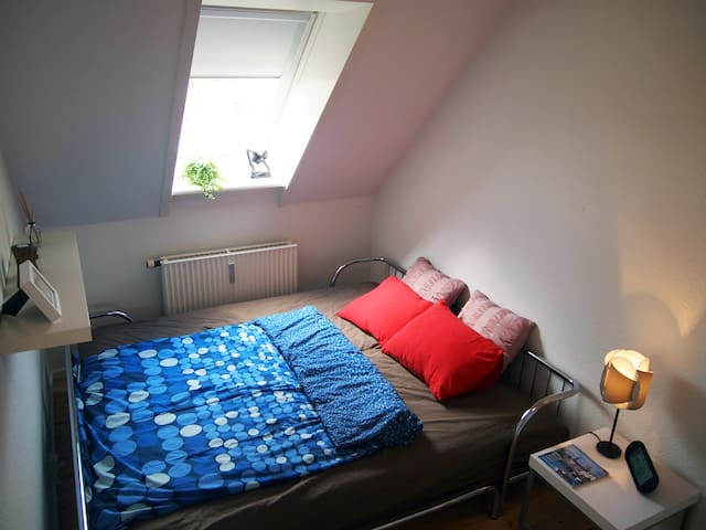 Cosy Room Near Metro/City/Airport - Copenaghen - Loft