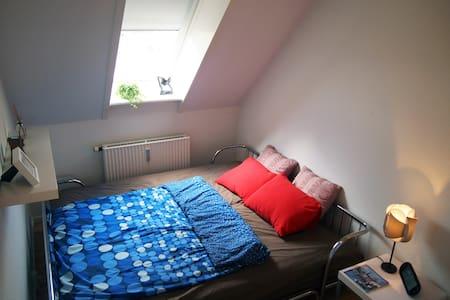 Cosy Room Near Metro/City/Airport - Copenaghen - Loft