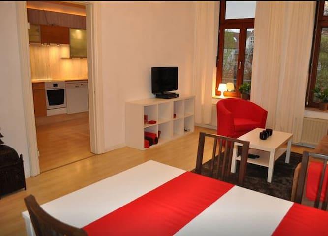 Großzügige, ruhige Wohnung - Garching - Apartamento
