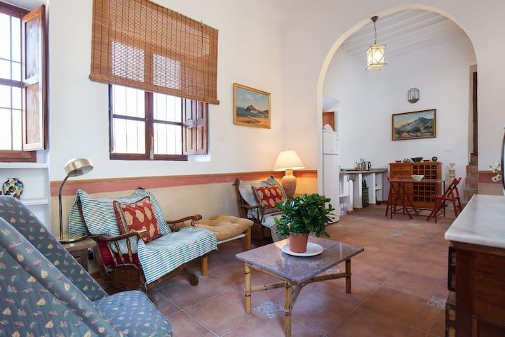Apartment in Traditional Cortijo - Нияар - Квартира