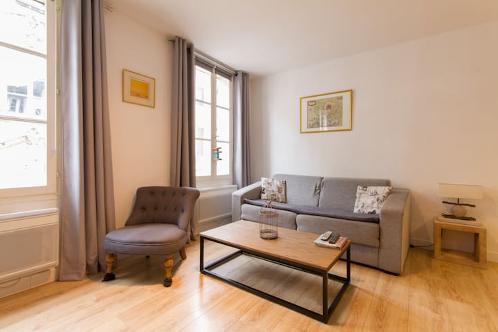 Apartment in the heart of the city - La Rochelle