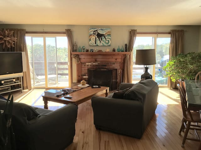 4 bed-Pet Friendly - North Truro - Huis