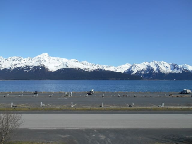 Baywatch -It is all about location! - Seward - Apartment