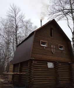 Гостевой дом с баней с.Теплое