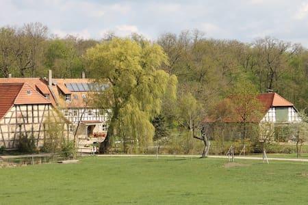 Waldhof Iphofen - FeWo Speckfeld - Iphofen - Wohnung