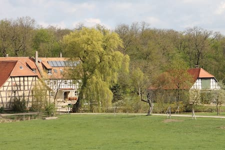 Waldhof Iphofen - FeWo Speckfeld - Iphofen