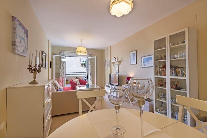 Tranquilo apartamento ideal para familias