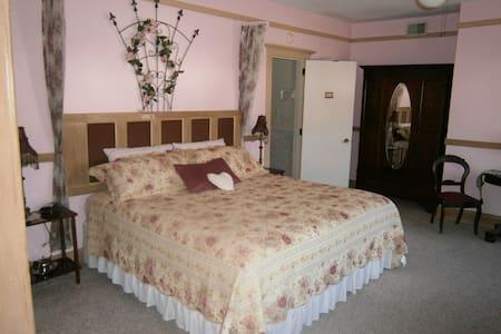 Private Bedroom & full bath