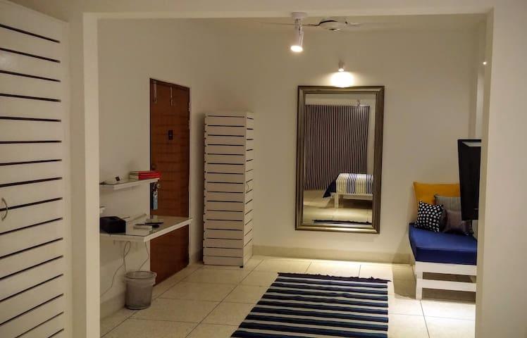 One bed studio with lounge near Gulshan-Baridhara