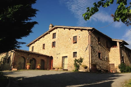 Appartamento fino 6 persone - Castiglione della Valle, Marsciano - Bed & Breakfast