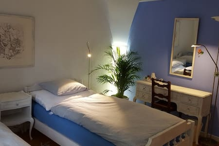 Elwiras Bed &Breakfast - Lufingen - Hus