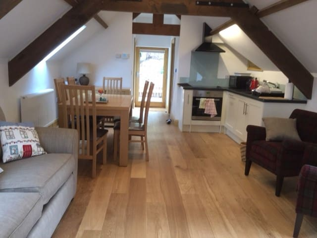 The Apple Loft - Porlock - Byt