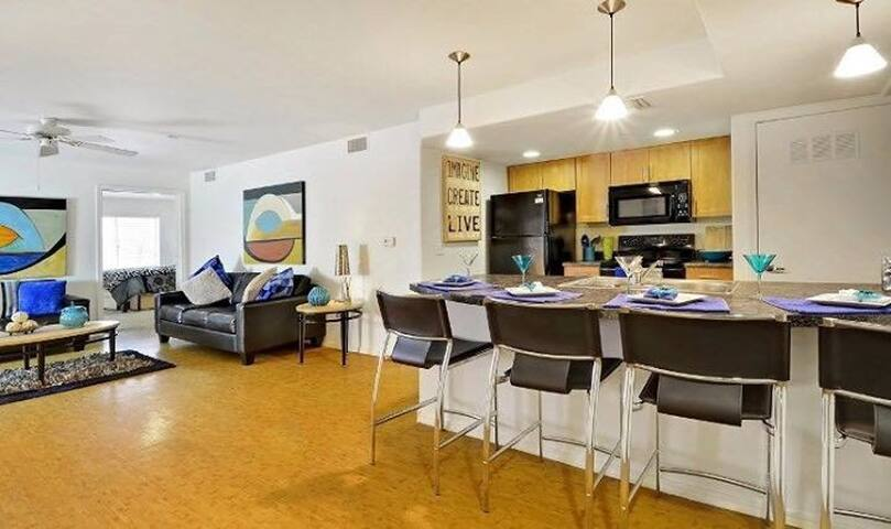 Affordable Housing Close to ASU & the light rail - Tempe - Wohnung
