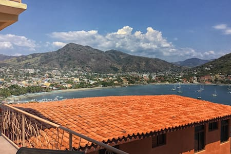 View of Paradise - Zihuatanejo