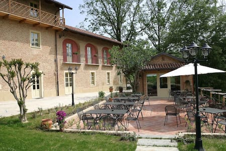 Agritourism Le Querce del Vareglio - Canale - 住宿加早餐