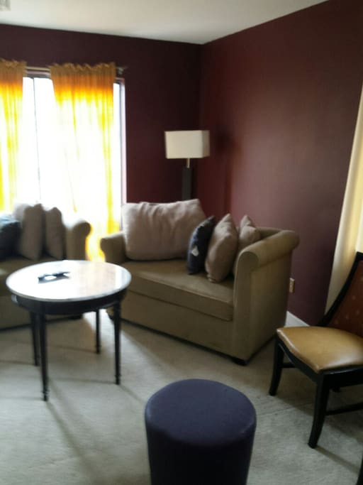 Owners  Bed Room Suite Furnished Rooms
