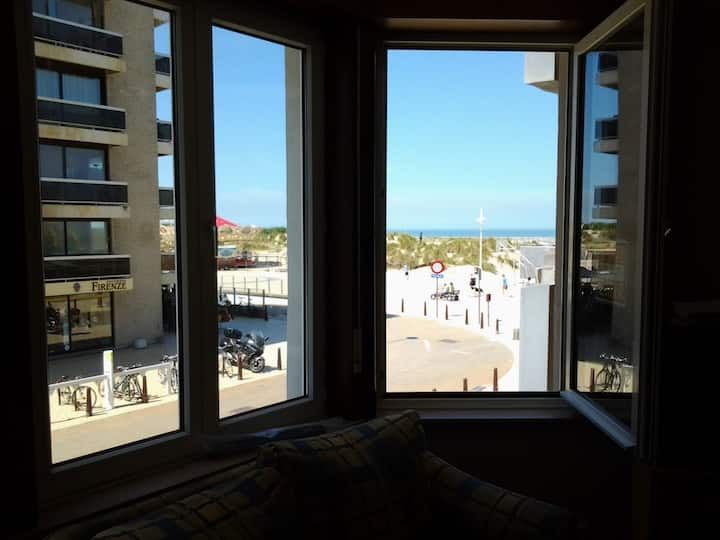 Apartment w.seaview 4p with parking