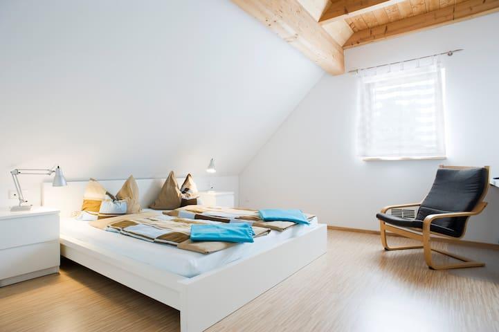 Haus Ampertal Wohnung Rhodos - Fahrenzhausen - Lägenhet
