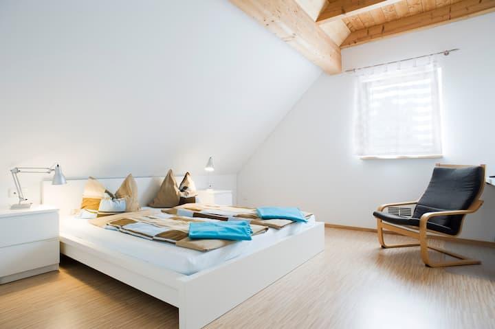 Haus Ampertal Wohnung Rhodos